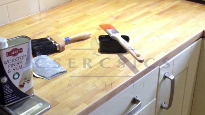 Pala munkalapok tisztítása és ápolása